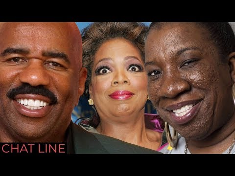 Steve Harvey FIRED FROM FAMILY FEUD because of Oprah Winfrey (YOU MUST SEE THIS)