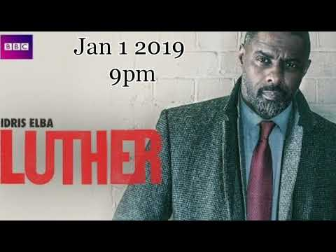 LUTHER SEASON 5 EP 1 TONIGHT 9PM