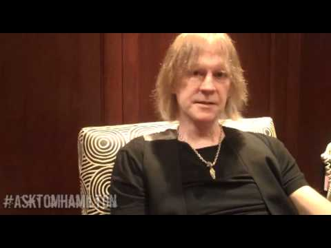 Tom Hamilton talks about his favorite bass players past and present.