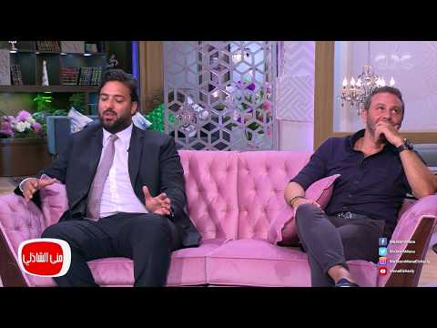 """حازم إمام وأحمد حسام """"ميدو"""" يرويان كواليس زواجهما"""