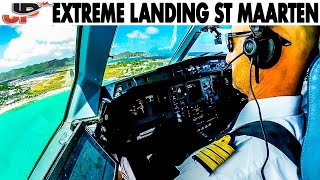 In the cockpit of the Air France Airbus A340-300 for a flight from Paris to St Maarten. For the full 4 hour video GO TO ...