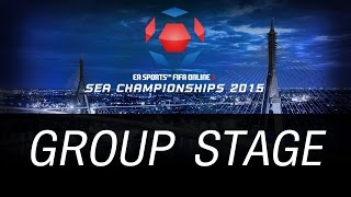 [ GROUP STAGE ] FIFA ONLINE 3 SEA CHAMPIONSHIPS 2015, fifa online 3, fo3, video fifa online 3