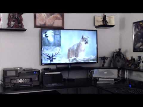 Toshiba 39L1350U LED HDTV.