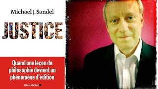 Qu'est-il juste de faire ? (La Grande table (2ème partie), France Culture, 14.04.2016) Intervenants : Michael Sandel : Philosophe ...