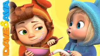 Video 🤗 Baby Songs | Dave and Ava | Nursery Rhymes 🤗 MP3, 3GP, MP4, WEBM, AVI, FLV Juni 2019