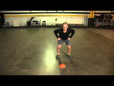 Off-Ice Hockey Training to Build Speed: Multi-Direction Sprints – Forward