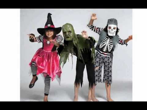 Vestiti Halloween Bambini  foto
