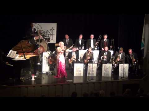 Carling - Gunhild Carling Big Band Aneby Konserthus Sweden 5 Nov. 2011.