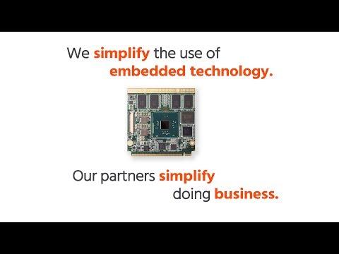 sales partners talk about congatec.