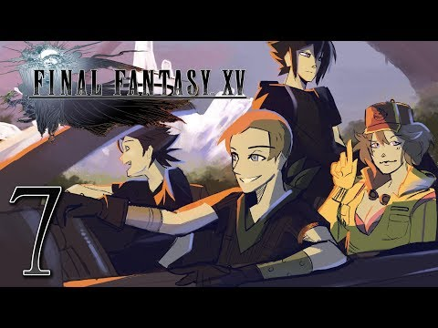 Final Fantasy XV: DATE START - EPISODE 7 - Friends Without Benefits