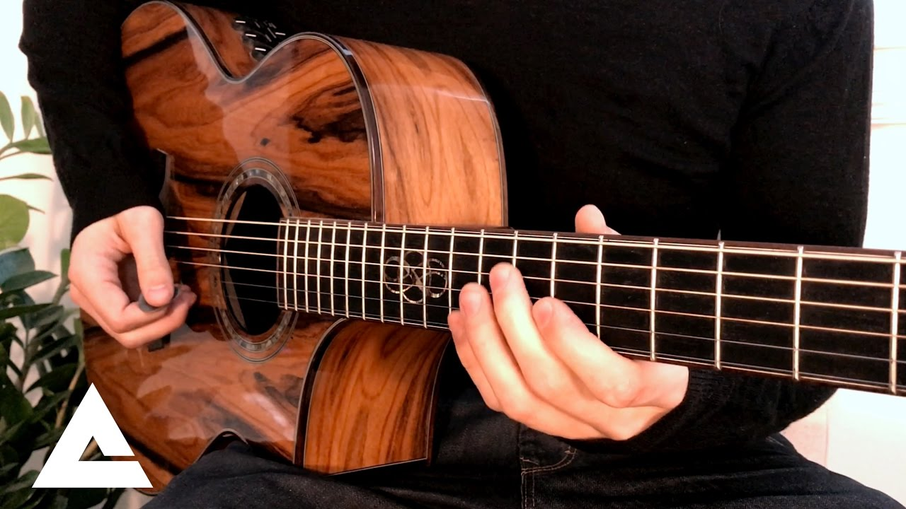 Canon in D – Pachelbel – Acoustic Guitar