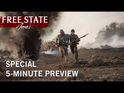 Free State of Jones (Special 5-Minute Preview)