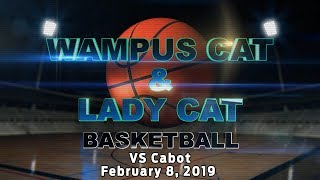 Conway Wampus Cats & Lady Cats vs Cabot