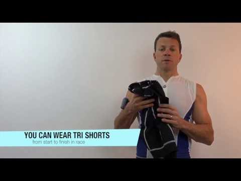 What to Wear on Triathlon Race Day (for Men) by School of Tri
