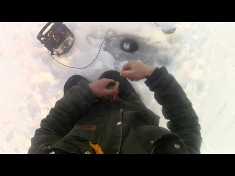 Ice Fishing 2015 – Early March Panfish