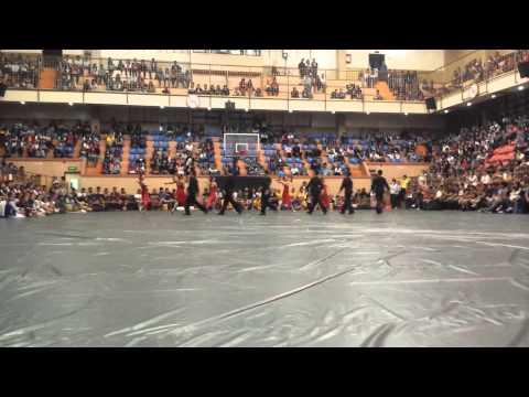 SOM- Ballroom dance category - Champion. Arts Fest 2014