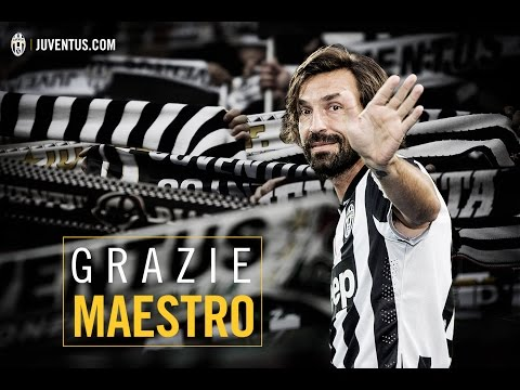 Juventus: Grazie Maestro (video)