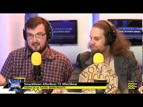 WWE's SmackDown After Show for December 27th, 2013 | AfterBuzz TV
