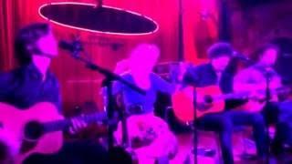 <b>Toni Price</b> Singing Hey With Marshall Hood Willie Pipkin And Warren Hood