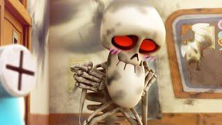 Video SPOOKIZ   Mon prof est un squelette   Dessins animés   NOUVEAU   Dessin animé en français MP3, 3GP, MP4, WEBM, AVI, FLV Agustus 2018