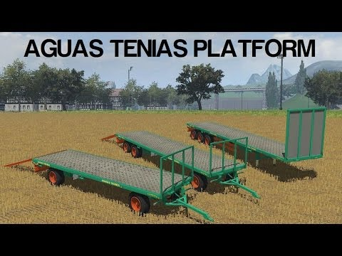 Tenias Platform 3 Axis v4.0 MR
