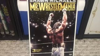 Nonton WWE Shawn Michaels: Mr. Wrestlemania DVD Review Film Subtitle Indonesia Streaming Movie Download