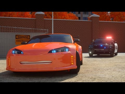 Video Catching Zack the Race Car - Sergeant Cooper the Police Car 2 | Police Chase Videos For Children download in MP3, 3GP, MP4, WEBM, AVI, FLV January 2017