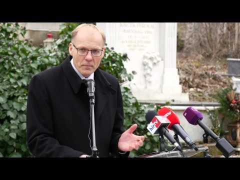 Nemzeti Örökség Intézetének megemlékezése a civil áldozatokról