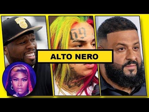 Celebrities React To Nicki Minaj Barbie Dreams | 50 Cents , Khaled & More | Queen Album