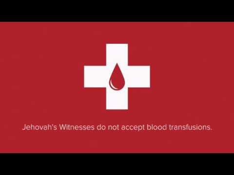 Do JW Children Die From Refusing Blood Transfusions?