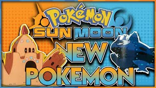 NEW POKEMON REVEALED! NEW ALOLA FORMS! POKEMON SUN AND MOON LEAK! by aDrive