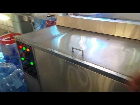 Clip Máy rửa 02 bình/lần