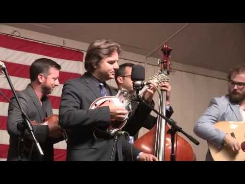 Bluegrass - The Travelin' McCourys performing at The Bill Monroe Bluegrass Festival in Bean Blossom Indiana on 6/13/13.
