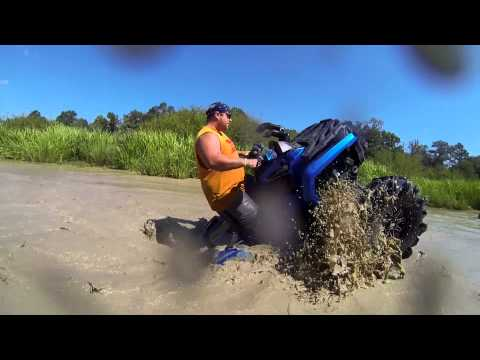 WELCOME TO THE SOUTHLAND - Southern Mudd Junkies - RIVER RUN ATV PARK - 9/20/14