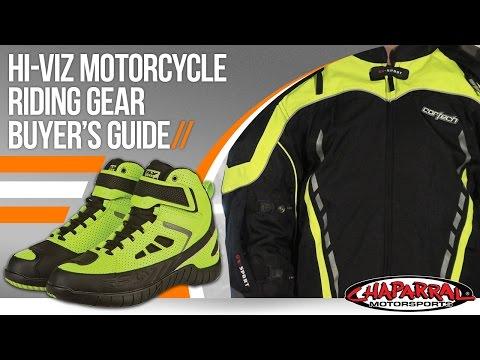 Hi-Viz Motorcycle Riding Gear Buyer's Guide