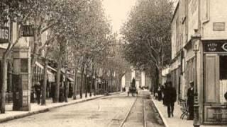 Valence France  City pictures : VALENCE FRANCE JADIS ( dans les années 1900) ( MANKAI EZZEDINE )
