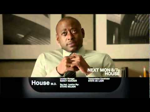 House M.D. Season 8 Episode 10 Promo