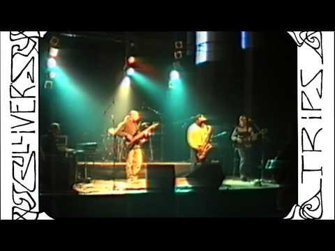 GULLIVER'S TRIPS (feat. Johnny Kenya) /// Live at Kaapelitehdas, Helsinki, 1997