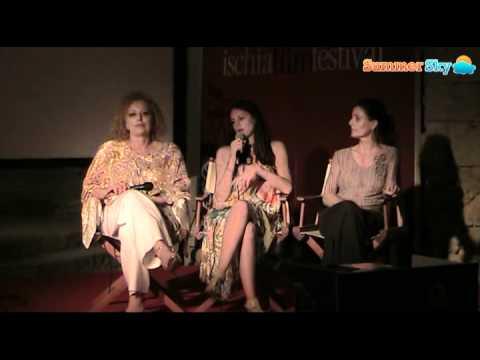 Ischia Film Festival - Chiara Marchegiani, Marina Pennafina ed Elisabetta Olmi