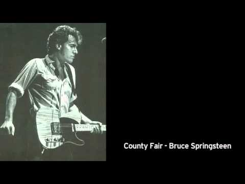 Bruce Springsteen - County Fair lyrics