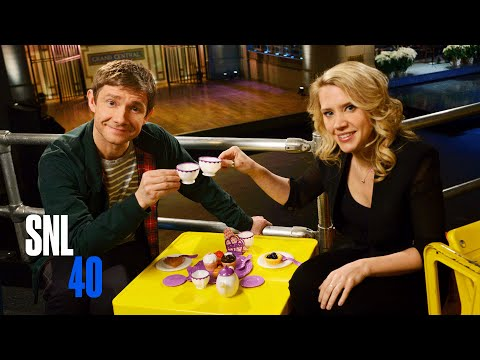 Saturday Night Live 40.09 (Promo 'Martin Freeman and Kate McKinnon')