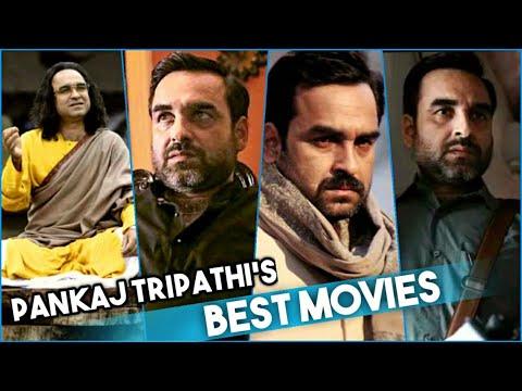 Top 10 Best Pankaj Tripathi Bollywood Movies & Web Series | IMDB Ratings | Netflix | Prime Video