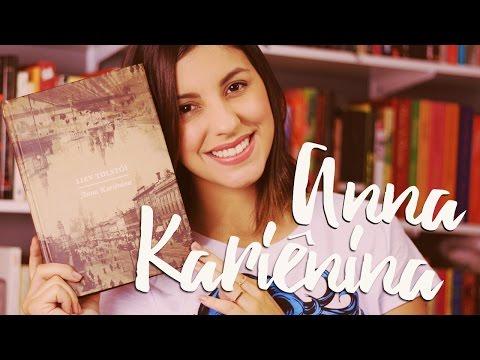 Anna Kariênina, de Liev Tolstói