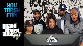 Video The SquADD Plays Grand Theft Auto V | You Trash Fam MP3, 3GP, MP4, WEBM, AVI, FLV Oktober 2018