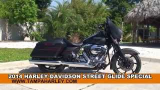 9. New 2014 Harley Davidson Street Glide Special Motorcycles for sale - Tampa, FL