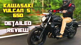 8. 2018 Kawasaki Vulcan S Review | Autowonderz | Vulcan S 650 review