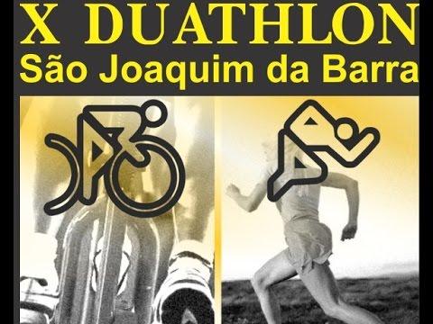 X - Duathlon  em São Joaquim da Barra