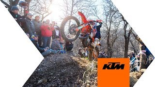 10. Cody Webb and the 2018 KTM 250 XC-W TPI | KTM