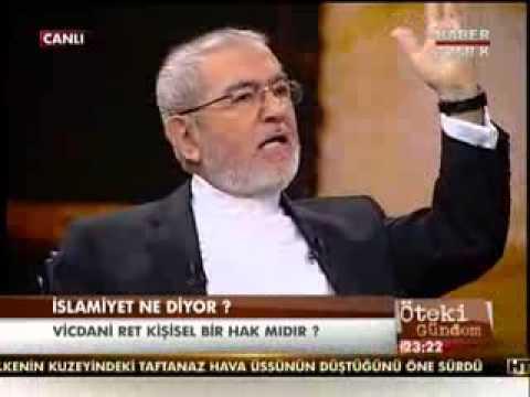 Ali Rıza DEMİRCAN - Vicdani Ret ve Şehitlik Kavramları Üzerine Önemli Değerlendirmeler...