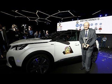Αυτοκίνητο της χρονιάς το νέο Peugeot 3008